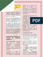 Propuesta didáctica, para la asignatura de paradigmas intelectuales.