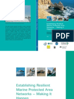 Establishing Resilient Marine Protected Area Networks — Making It Happen