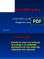 farmacodinamia lucho