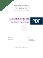 patrimonios y museos