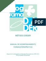 Atenção Farmacêutica I - Método Dáder