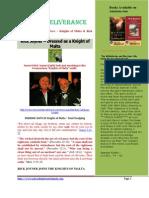 SOUL HUSTLERS ~ Third Wave ~ Knights of Malta; Rick Joyner