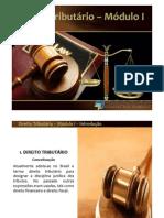 Curso online Direito Tributário Mód. I Unieducar