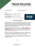 BARIM - Press Release -012011