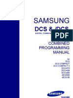 samsung idcs keyset user guide telephone telephony rh scribd com samsung idcs 28d programming manual samsung idcs 28d user manual