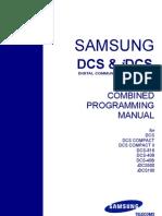 Combined Programming Manual V3