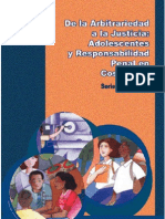 UNICEF C RICA de La Arbitrariedad a La Justicia