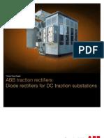 ABB Traction Rectifiers Brochure En