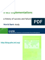 Worldbank FMIS & Results - Hadden