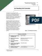 Air Handling Unit Controller