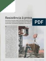 Artigo Concreto Não Conforme - Revista Tecne