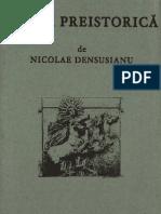 Nicolae Densusianu – Dacia Preistorica