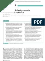 Cetoacidosis diabtica manejo