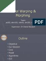 ReMorph - Presentation - 2005