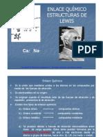 Estructura de Lewis 2011