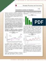 El estancamiento económico de Chuquisaca