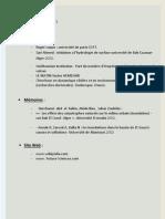 Sommairedes Tableaeux Formes,Fogures,Cartes,Bibliographie