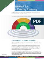 C21 Framework Flyer Updated April 2009