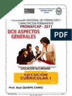 Modulo 5 - Ejecucion Curricular i