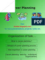 22054173 Career Planning Ppt