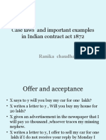 indian contract act 1872 notes in hindi language pdf