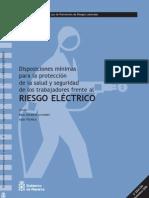 RIESGO ELECTRICO. COMUNIDAD NAVARRA