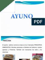 ayuno (medicina tradicional)