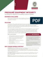 Pressure Equipment Integrity AIRS 0311