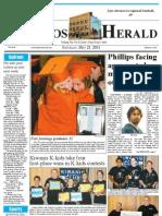 Sat., May 21, 2011