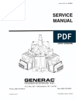 B&S 273521 Repair Manual