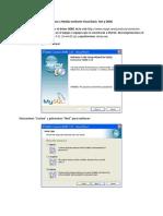Acceso a MySQL Mediante Visual Basic