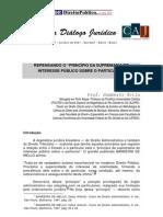 "HUMBERTO-AVILA - REPENSANDO O ""PRINCÍPIO DA SUPREMACIA DO"