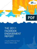 2011 Facebook Engagement Report