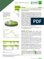 Larsen & Toubro Ltd_Q4FY11 Result Update