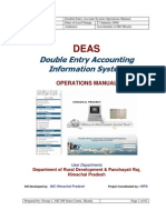 Manual Double Entry Software