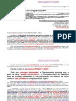 Gmail - REITERANDO Intervenção da Corregedoria do MPF