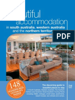 Beautiful Accommodation in South Australia, Western Australia and the Northern Territory