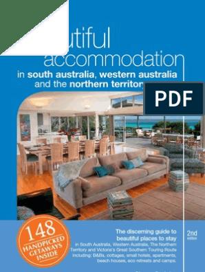 Beautiful Accommodation in South Australia, Western