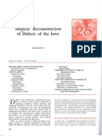 28 Surgical Reconstruction of Defects of the Jaw