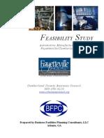 Automotive Marketing Feasibility Study