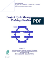 EC PCM Training Handbook