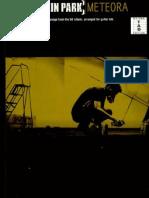 BOOK - Linkin Park_Meteora (67LCG)