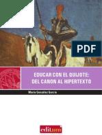 Educar con El Quijote