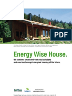 Energy Wise Houses 080415