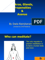036-Cakras Glands Propensities Asanas