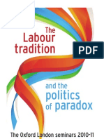 Labour Tradition and the Politics of Paradox