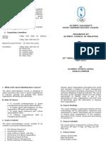 Ocm Leaflet - May 2011