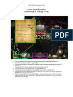 Emma and the Inventor - Walk Through - Strategy Guide - wWw.fishBoneGames