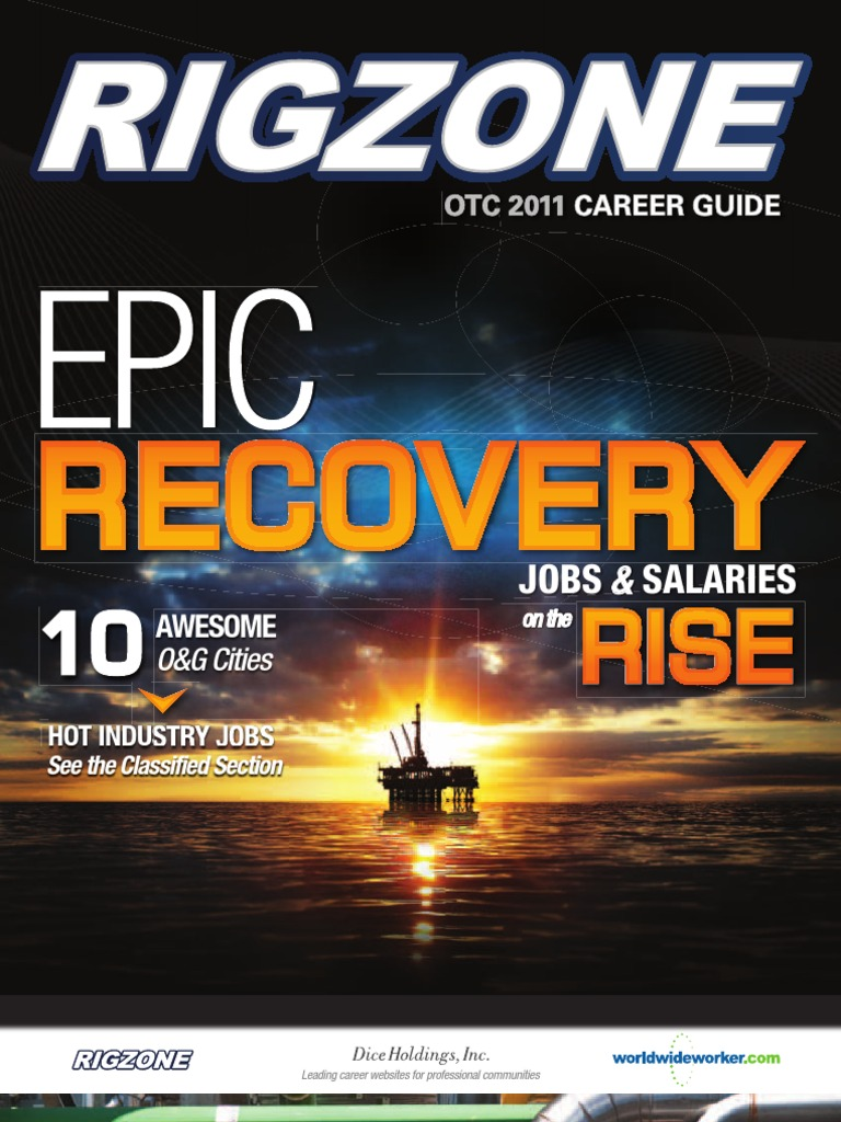 Rig Zone Employment Salary
