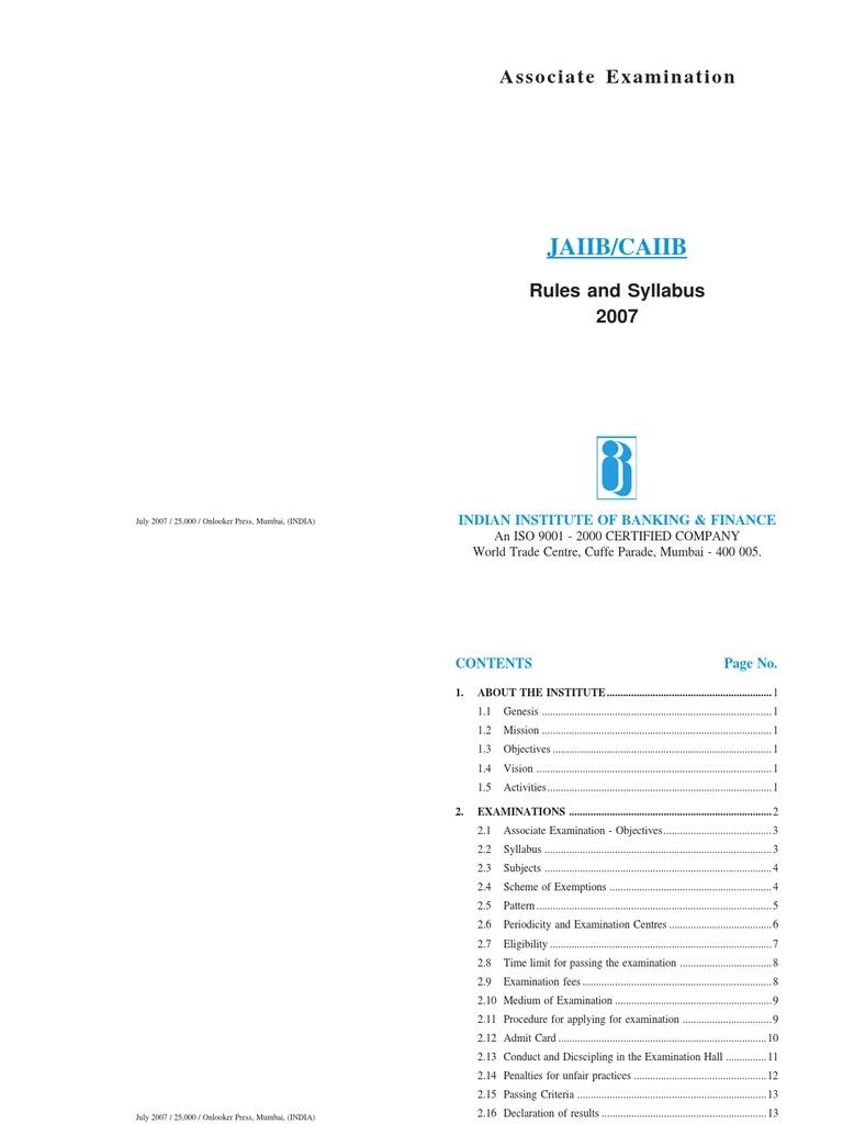 Risk Management Caiib Ebook